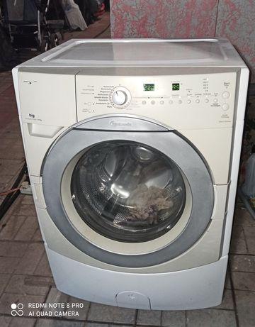 Промышленная стиральная машина Bauknecht 8кг 1400об гарантия доставка