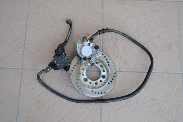 Продам тормозну/гальмівну систему для мото або скутера Viper/Kanuni