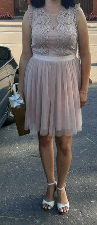 Sukienka- rozmiar M-L