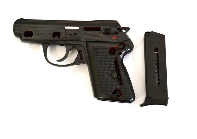 """Pistolet P-64 """" Czak"""" Deko Przekrój Energia poniżej 17 J Promocja !!"""