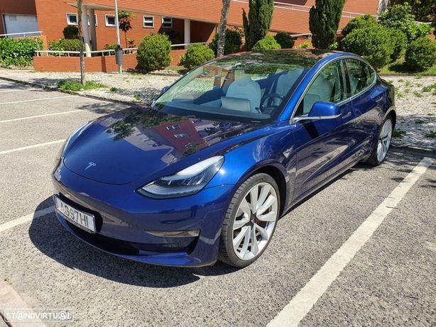 Tesla Model 3 Performance Dual Motor AWD