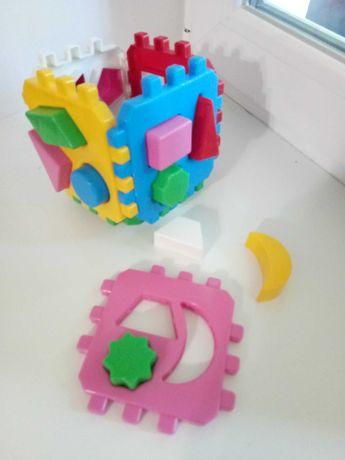 Кубик конструктор