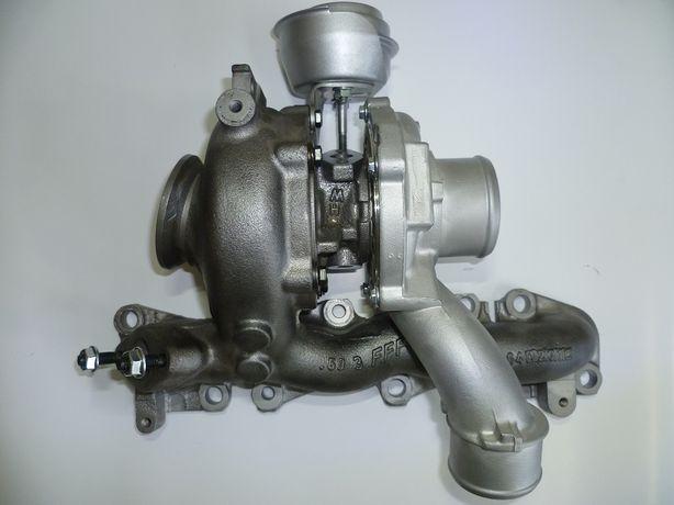 Turbosprężarka Fiat Croma Brawo 1.9JTD 150KM Saab 9-3 II 1.9 TiD 150KM