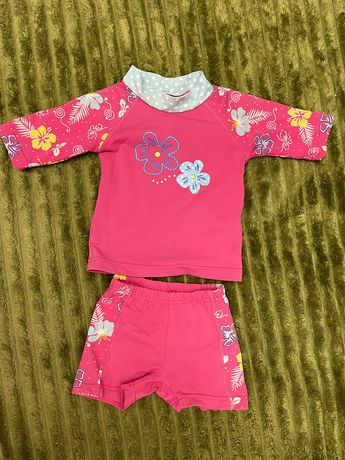 Одежда для защиты от солнца в воде на 1-2 года