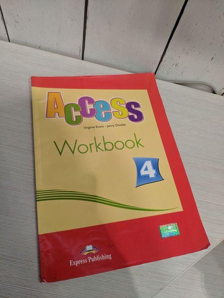 Рабочая тетрадь ACCESS 4