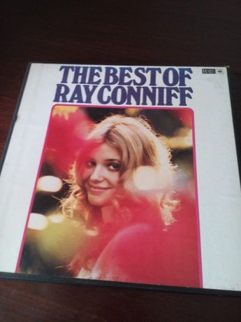 Coleção disco vinil The Best of Ray Conniff