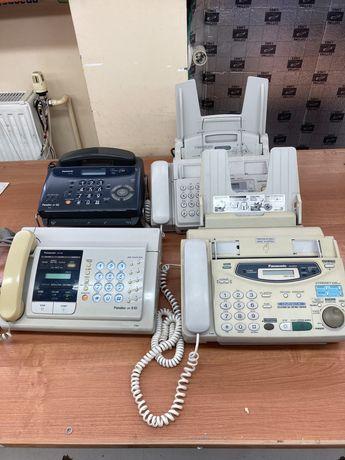 Telefony z faksem Panasonic