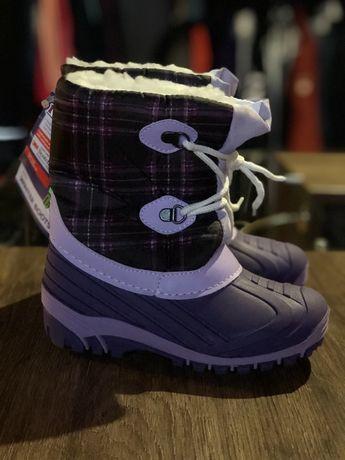 Ботинки детские зима  . Германия , размер :25-37