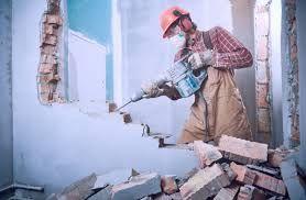 Любой уровень демонтажа Перенос стен Бетон