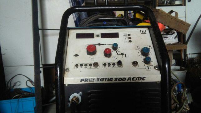 Tig Oerlikon Prestotig 300AC/DC