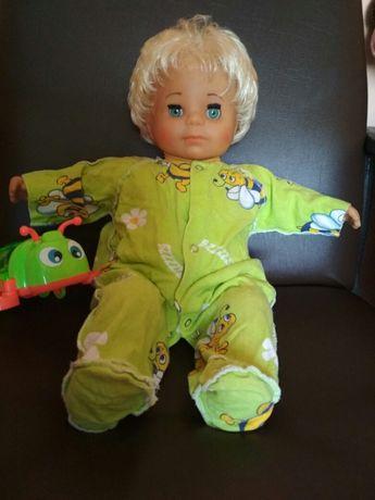 Кукла 50 см производства ГДР в отличном состоянии качество на высоте