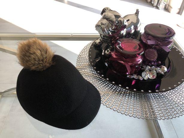 Piękna czapka kapelusik H&M 110/116 4-6 lat