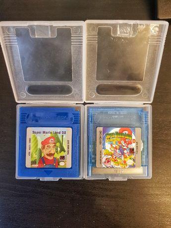 Super Mario Land 1 DX - Game Boy Color