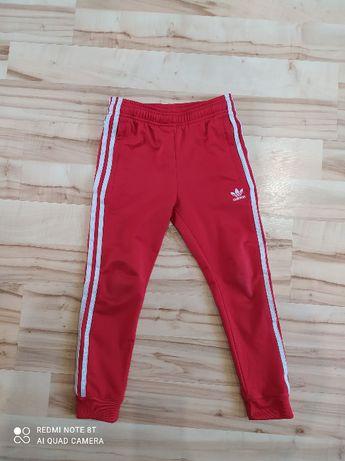 Oryginalne spodnie ADIDAS rozm. 128