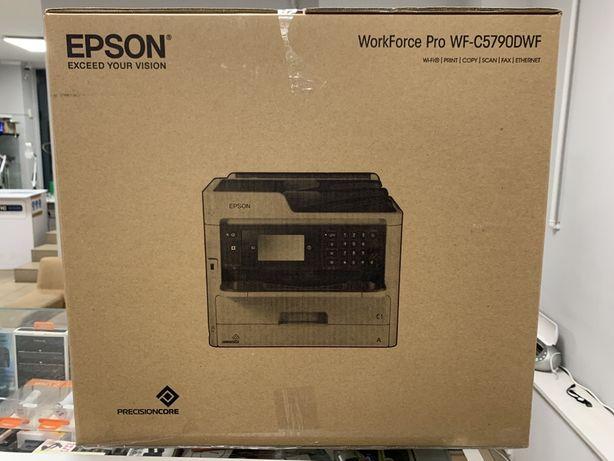 Nowa Drukarka kopiarka Epson WoekForce Pro WF-C5790DWF Wifi