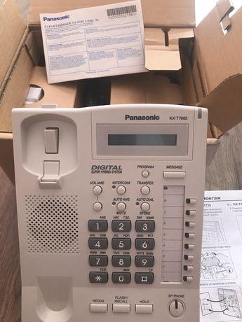 Системный телефон Panasonic KX-T7665UA