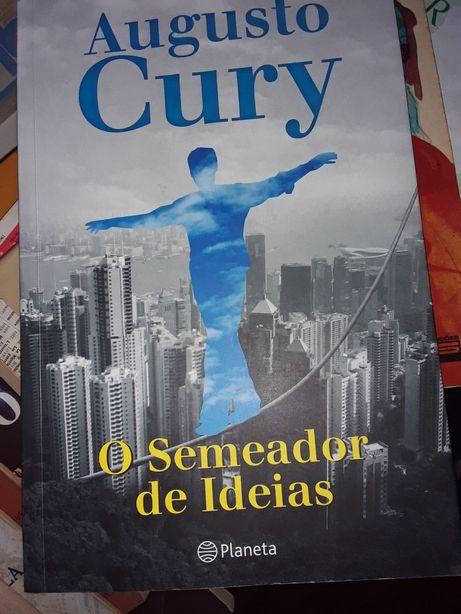 Augusto Cury/O semeador de ideias