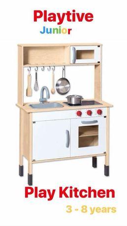 Play tive. Play kitchen. Об'ємна кухня для дитячих ігор!