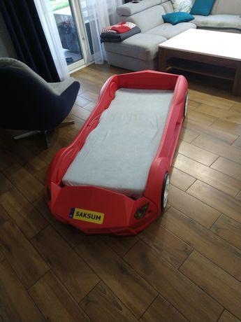 Łóżko dziecięce auto Lamborghini plastik
