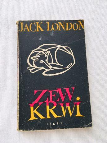 Jack London Zew krwi 1956 rok