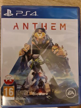 Gra PS4 Anthem, playstation 4