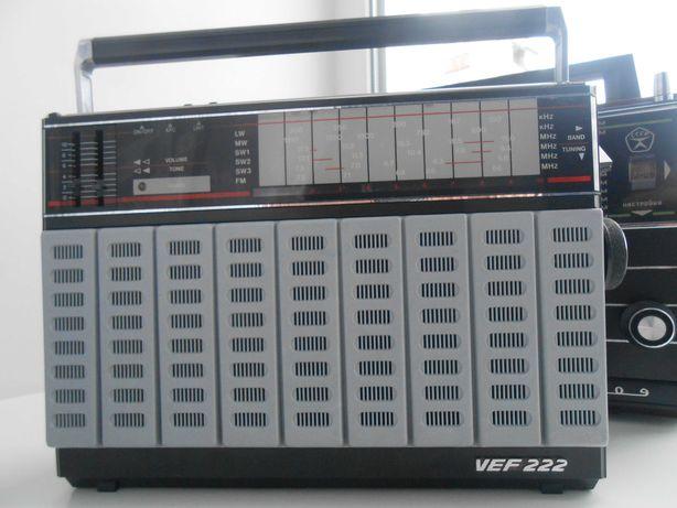 Vef 222-радиоприемник СССР