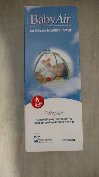 Baby Air namiot z nebulizatorem do inhalacji