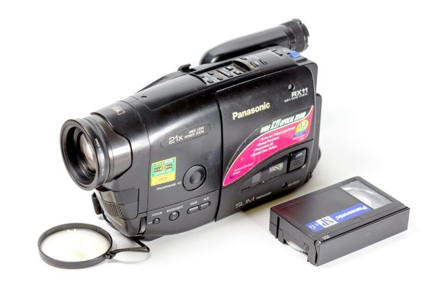 Видеокамера Panasonic RX11