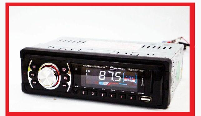Автомагнітола 2015 MP3 ,USB, SD, FM, AUX ,пульт Краща ціна