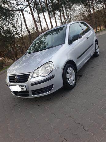 Volkswagen Polo 2008r/ 1.4 diesel/ w dobrym stanie/okazja/vw