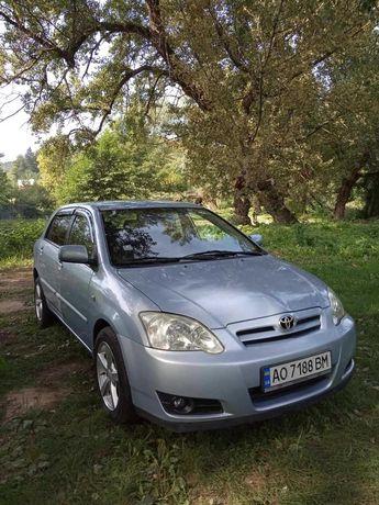 Продам автомобиль Toyota corolla (2005)