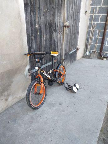 Rower dziecięcy BMX 18