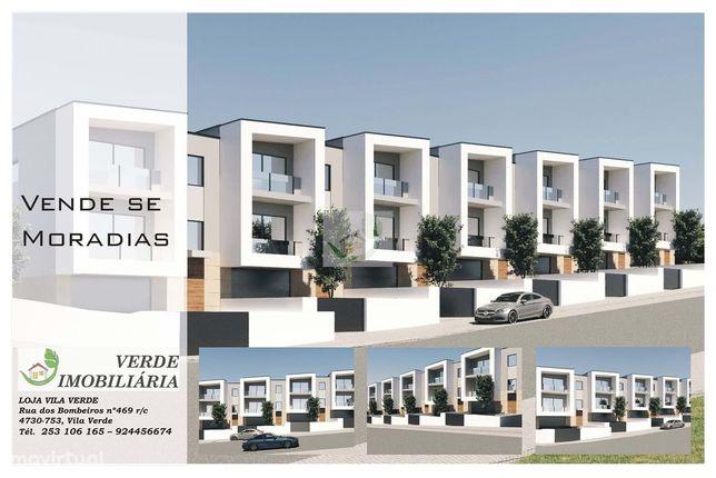 Moradias T3 em Gaveto- Escariz São Martinho, Vila Verde