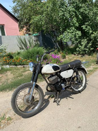 Продам мотоцикл Минск 125, 12 вольт