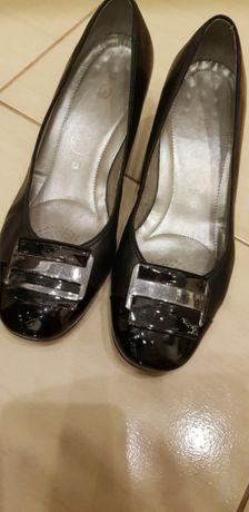 Buty czółenka Ara London tegość G roz.37 NOWE