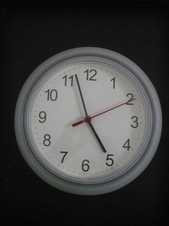 Relógio de parede Ikea - PORTES INCLUIDOS
