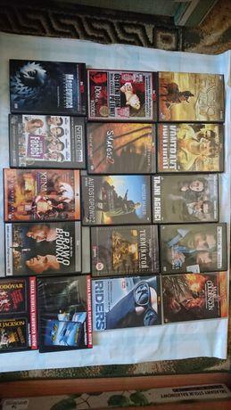 Kasety DVD różne