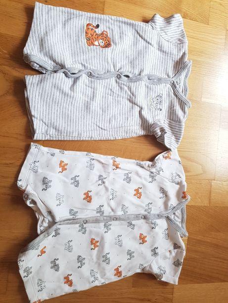 Rampersy piżamki niemowlęce Little Me 62 68