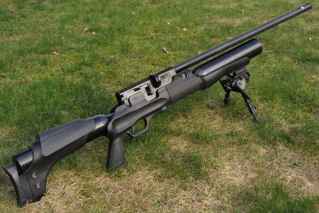 80 01 Wiatrówka karabin PCP Hatsan HERCULES 7.62mm 9mm 11mm