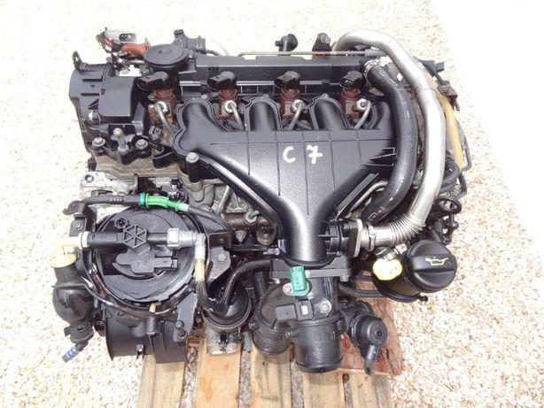 Двигатель Пежо Cитроен 2.0 HDI RHR 100kw разборка