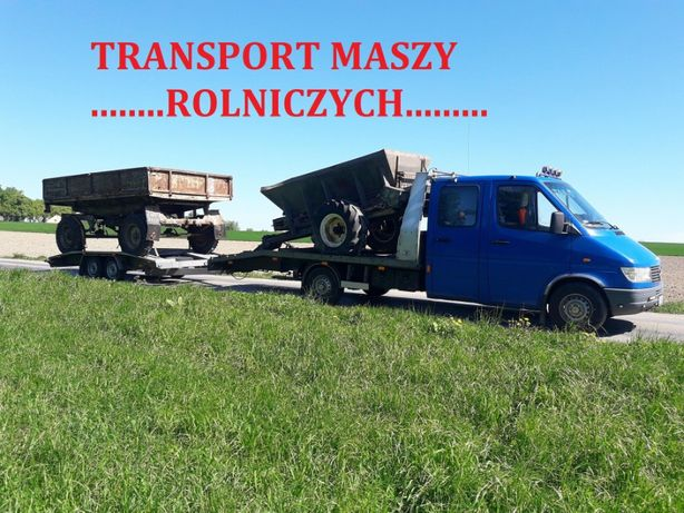 Wszystkie części do przyczep rolniczych - ttransport .