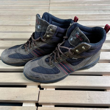 Ботинки Ecco Gore tex x Lowa x Salomon Оригинал размер 42