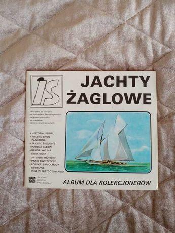 Jachty Żaglowe- album IS dla kolekcjonera