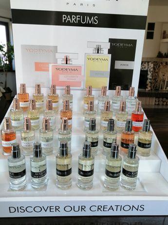 Perfumy yodeyma 15 ml. 15 zł szt.
