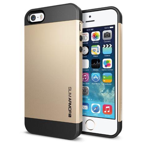 R151 Capa SPIGEN SLIM TOUGH ARMOR Apple iPhone 4 4S Stock