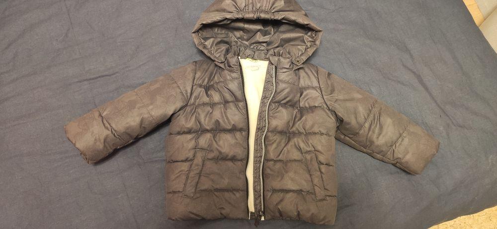 Продам демисезонную курточку Esprit Вишневое - изображение 1