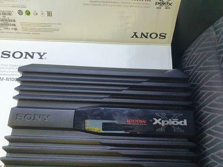 Wzmacniacz Sony XM-N1004, 1000W Car audio Subwoofer