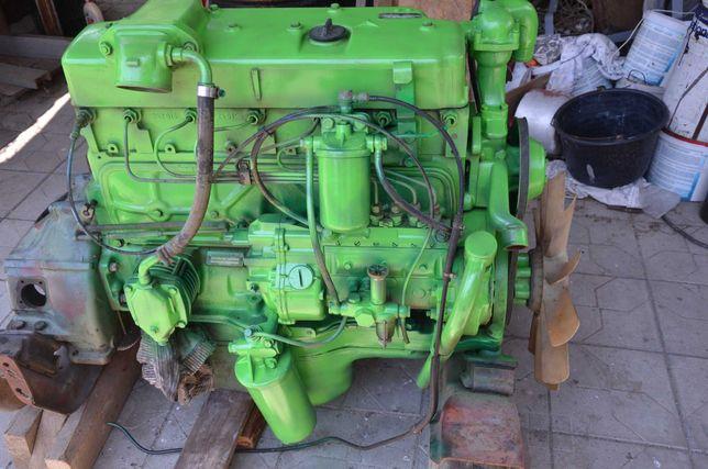Двигатель Mercedes OM 352