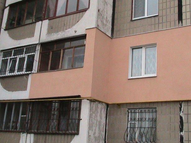 Утепление фасадов, Высотные работы