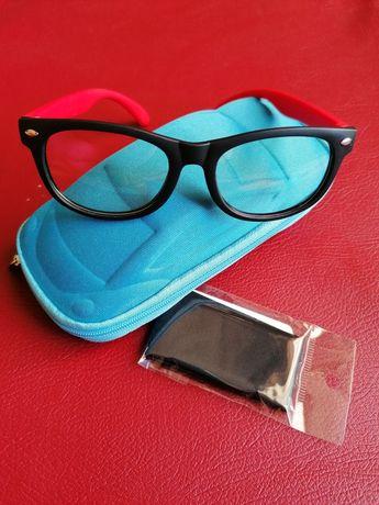 Óculos criança em Silicone